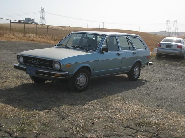 1976 Audi Fox Station Wagon Flickr Photo Sharing