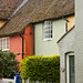 Coloured houses, Hadleigh