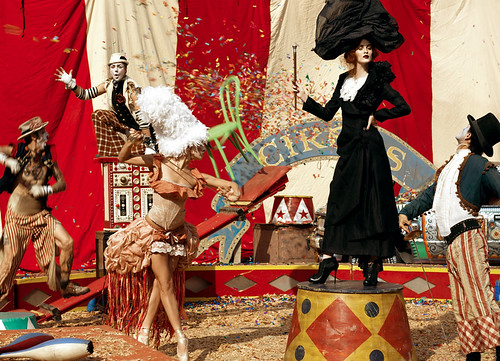 Fashion Circus | Top 10 Circus Inspired Fashion Moments | The Model Management Blog