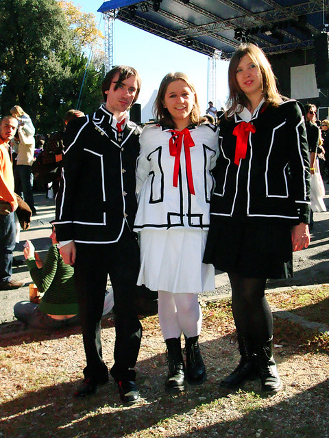 Vampire Knight: Seiren - Photo Colection