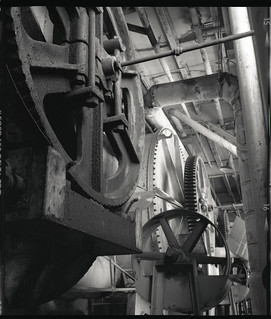 Rotary Gears at Eaton Sugar Refinery