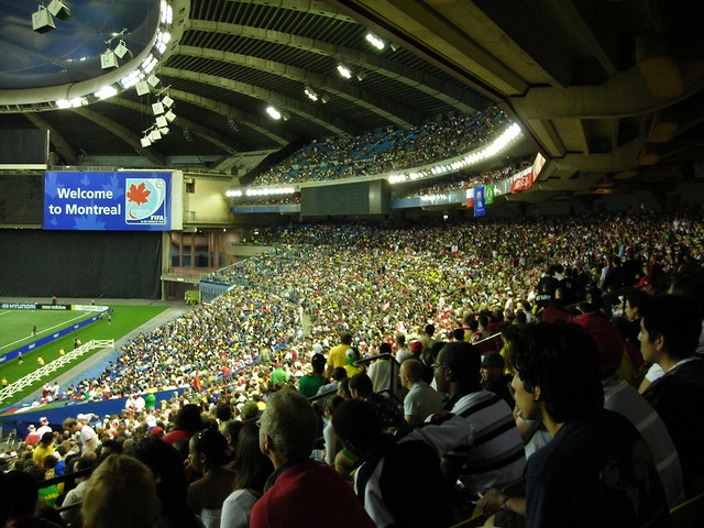 Stade olympique de montr al coupe du monde fifa u 20 for Go kart interieur montreal