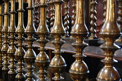 indoor games and sports(0.0), candle holder(0.0), baluster(1.0), metal(1.0),