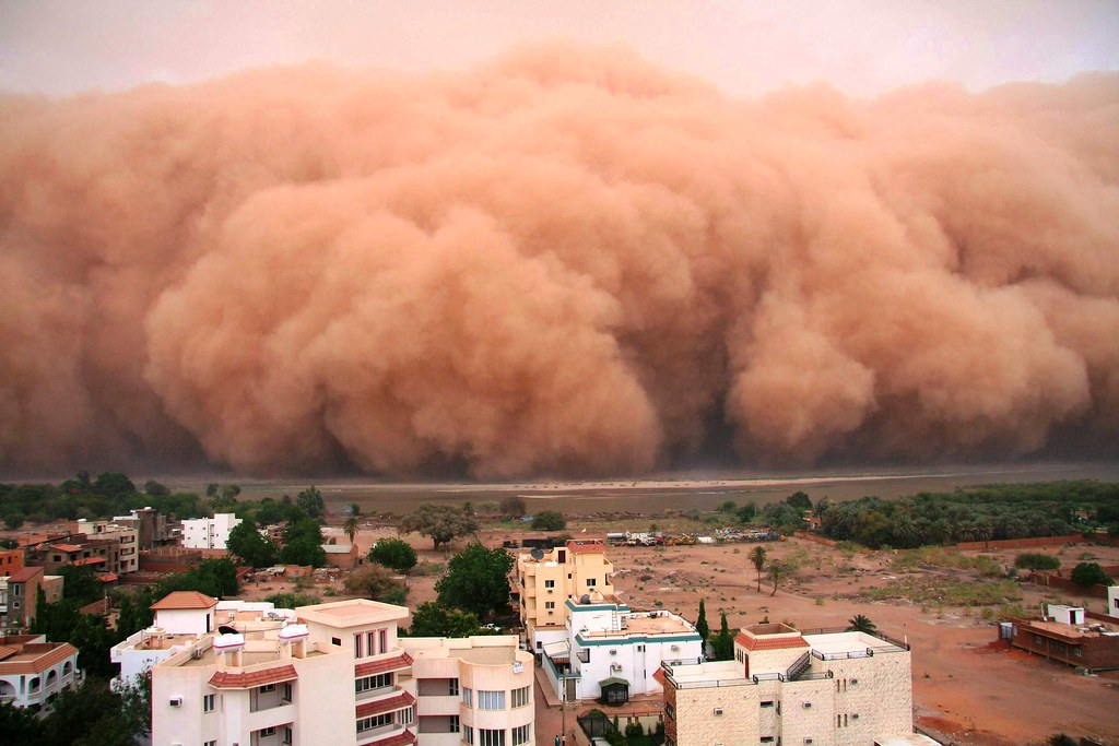 Natural Disasters Caused By Wind