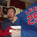 Derrick Lee Jersey by Chris Casey