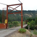Klickitat River Suspension Bridge