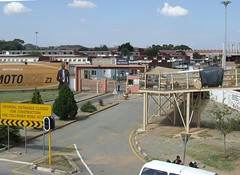 The Chris Hani Baragwanath Hospital, Soweto