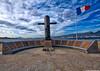 Monument National des Sous-Mariniers disparus.