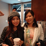Michelle Phan and me at 2011 YouTube Nextup Creator camp