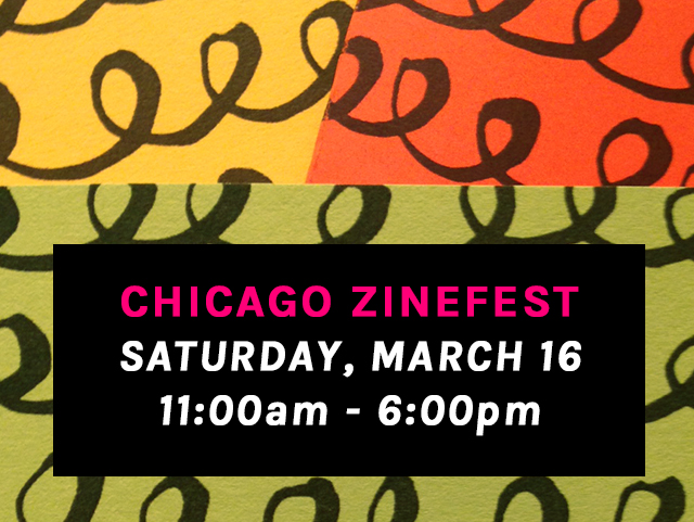 Chicago Zinefest