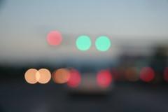 Bleary Eye Commute