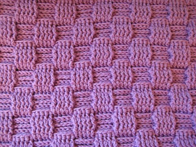 Basket Weave Crochet Patterns Free : Crochet basket weave pattern ? design patterns