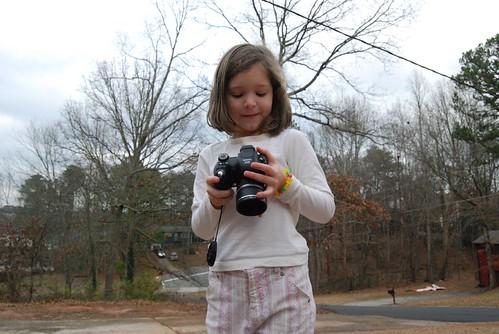 Beth - my photo girl