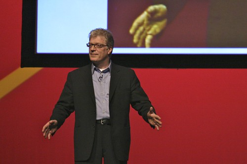 Photo:Sir Ken Robinson By:eschipul
