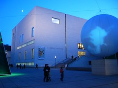 Ortner & Ortner- MuseumsQuartier, 1998-2001