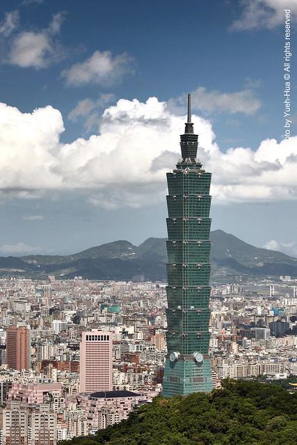Taipei 101 Skyscraper │ September 10, 2008