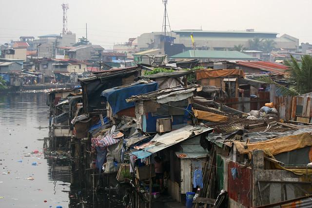 leben in manila