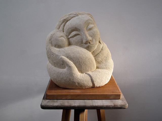 Maternity. Bath stone.