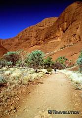 Kata Tjuta, Uluru-Kata Tjuta NP
