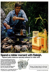 Raleigh Ad (Popular Science - October 1972)