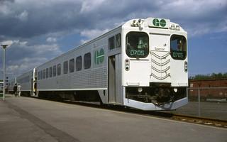 19680706 27 GO Transit  Oakville, ON