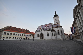 St. Mark´s square and Church of St. Mark
