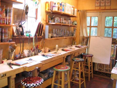 Mosaic class area
