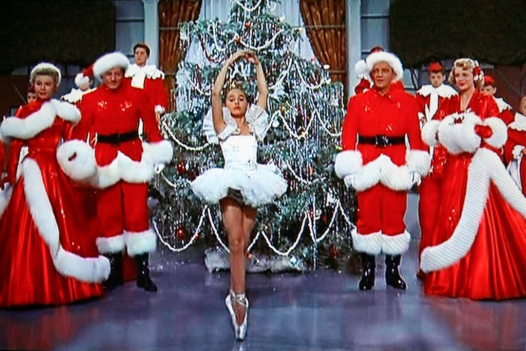 white christmas tv shot - Christmas Tv Shows