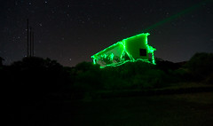 The Green Lighted House