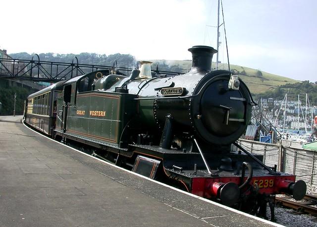 Paignton & Dartmouth Steam Railway - a set on Flickr