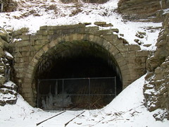 Bow Tunnel 1864
