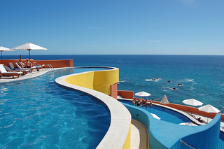 Los Cabos Westin Pool and Ocean