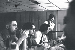 The first meeting of the Society of Africanist Archaeologists (as it is known today), University of Illinois (USA), 1971
