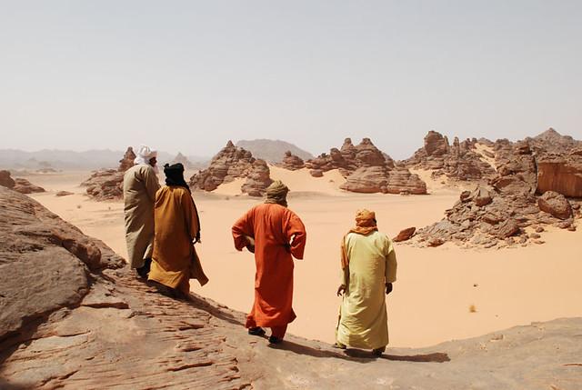 tuareg libia