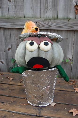 Craft Clutter Pumpkin Throw Down