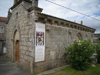 Iglesia de Santa Marta de Moreiras