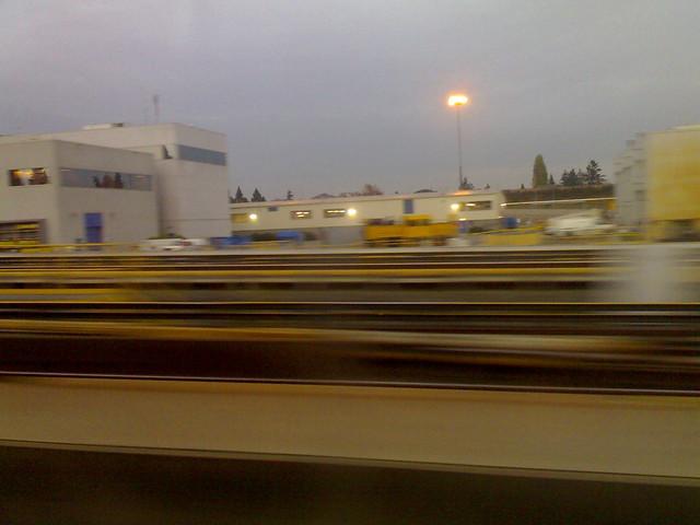 Edmonds Control Yard