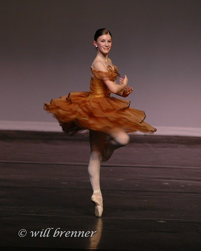 Pirouette - Ballerina - Ballet Dancers - Paquita - Ballet Photography & Dance Portraits, Columbus, Ohio