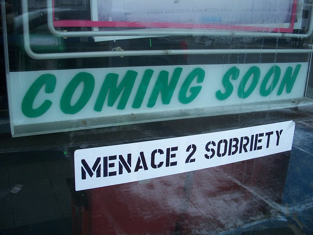 coming soon - menace 2 sobriety