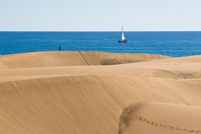 Canary Islands beaches, Maspalomas