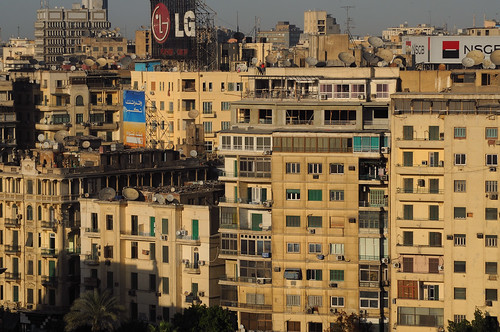 A Jumble of Cairo