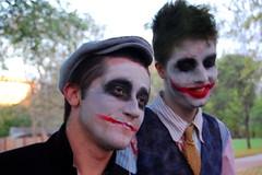 zombie(0.0), joker(1.0), fictional character(1.0),