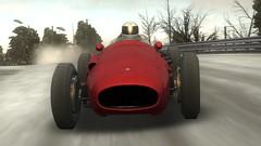 race car, auto racing, automobile, maserati 250f, vehicle, automotive design, open-wheel car, land vehicle, sports car,