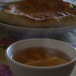 Tea and Bread - Sary Tash, Kyrgyzstan