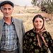 Iranian couple in Chaharmahal and Bakhtiari Province Iran