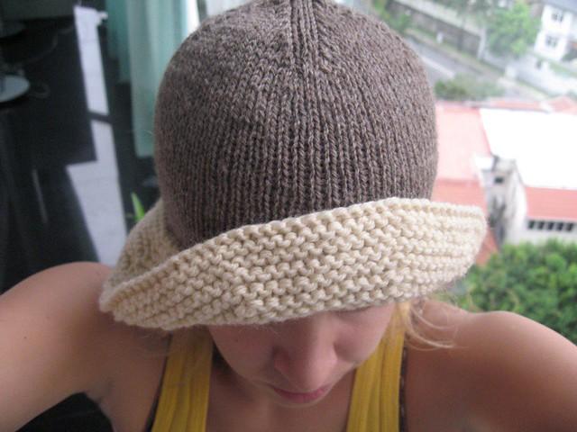 Granny's hat