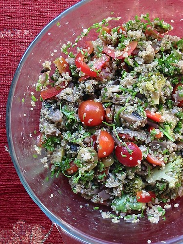 Quinoa Salad Mark II