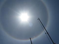 Halo Solar - Sun Halo