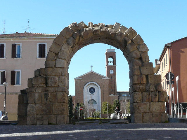 Rimini, Porta Montanara