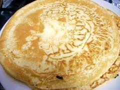 meal, breakfast, pannekoek, food, dish, cuisine, pancake,